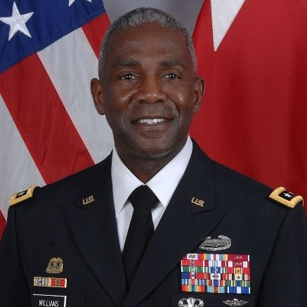 LTG Darrell Williams Headshot SQ