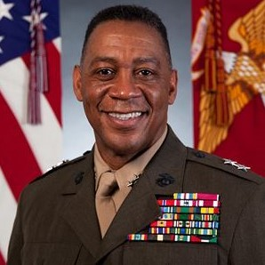 MAJ Gen Craig Crenshaw USMC SQ