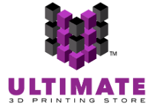 Ultimate 3D Logo